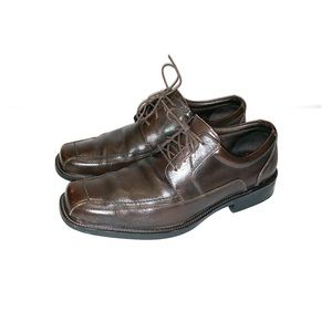 Johnson and Murphy Mens leather Size 9 Shoes